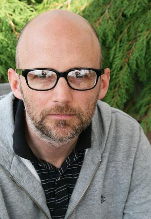 Picture of quotation author Moby