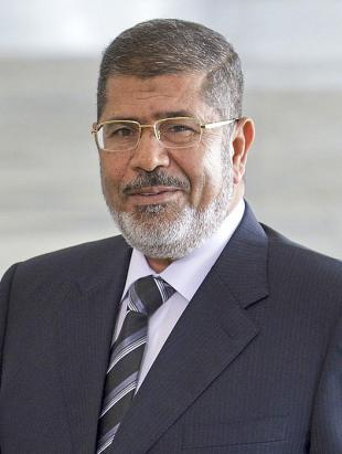 Picture of quotation author Mohammed Morsi