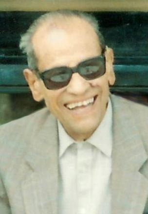 Picture of quotation author Naguib Mahfouz