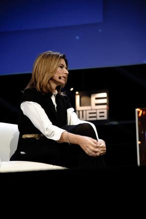 Picture of quotation author Natalie Massenet