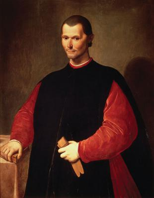 Picture of quotation author Niccolo Machiavelli