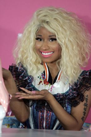 Picture of quotation author Nicki Minaj