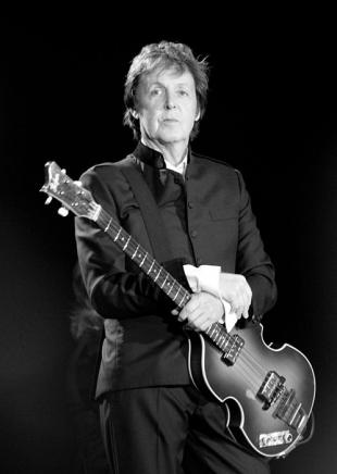 Picture of quotation author Paul McCartney