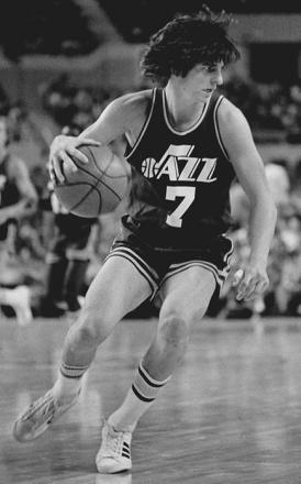 Picture of quotation author Pete Maravich