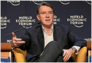Picture of quotation author Peter Mandelson