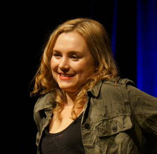 Picture of quotation author Rachel Miner
