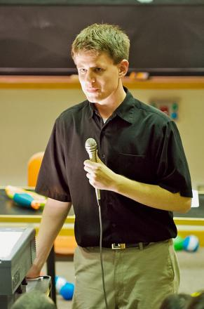 Picture of quotation author Randall Munroe