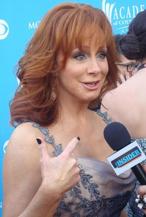 Picture of quotation author Reba McEntire