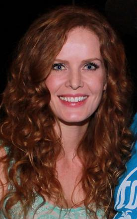 Picture of quotation author Rebecca Mader