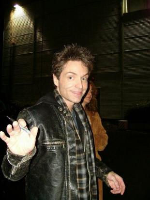 Picture of quotation author Richard Marx