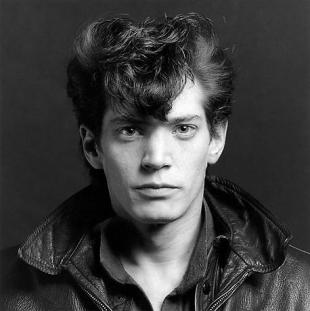 Picture of quotation author Robert Mapplethorpe