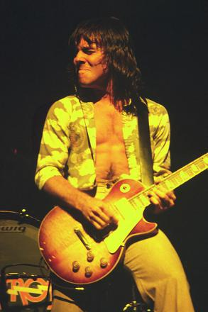 Picture of quotation author Ronnie Montrose
