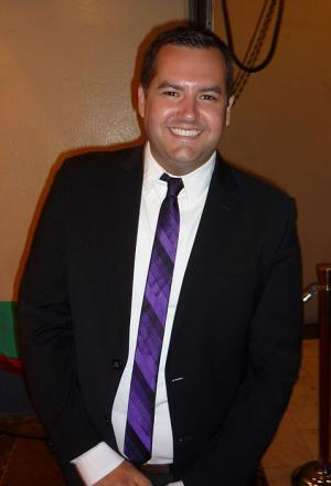 Picture of quotation author Ross Mathews