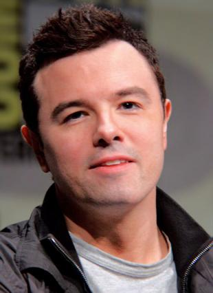 Picture of quotation author Seth MacFarlane