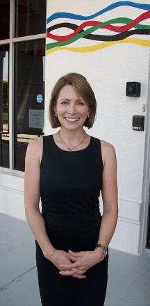 Picture of quotation author Shannon Miller