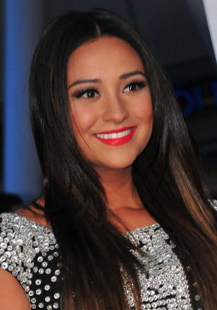 Picture of quotation author Shay Mitchell