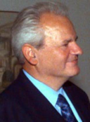 Picture of quotation author Slobodan Milosevic