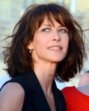 Picture of quotation author Sophie Marceau