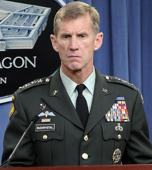 Picture of quotation author Stanley A. McChrystal