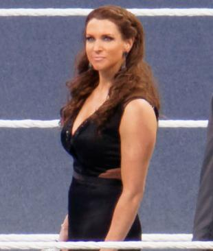 Picture of quotation author Stephanie McMahon