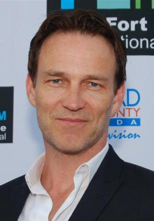 Picture of quotation author Stephen Moyer