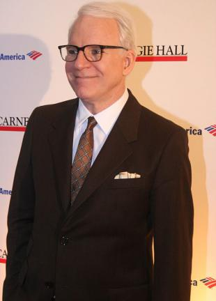 Picture of quotation author Steve Martin