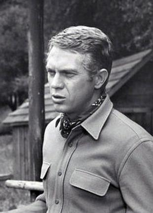 Picture of quotation author Steve McQueen