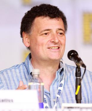 Picture of quotation author Steven Moffat