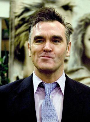Picture of quotation author Steven Patrick Morrissey