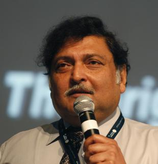 Picture of quotation author Sugata Mitra
