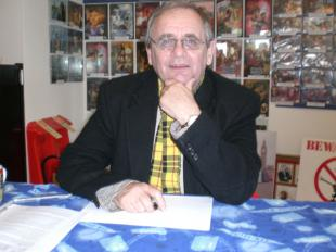 Picture of quotation author Sylvester McCoy