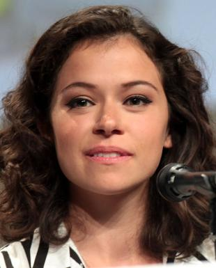 Picture of quotation author Tatiana Maslany