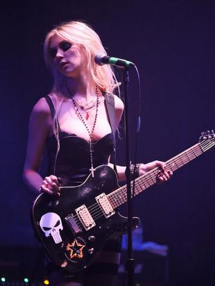 Picture of quotation author Taylor Momsen