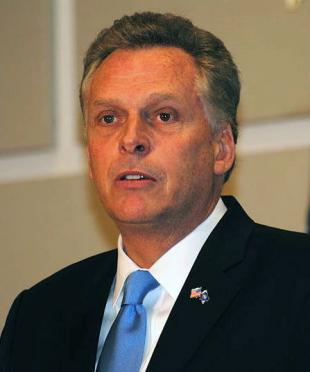 Picture of quotation author Terry McAuliffe