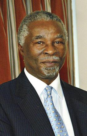 Picture of quotation author Thabo Mbeki