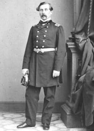 Picture of quotation author Thomas Francis Meagher