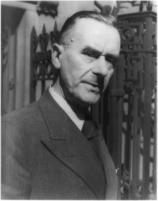 Picture of quotation author Thomas Mann