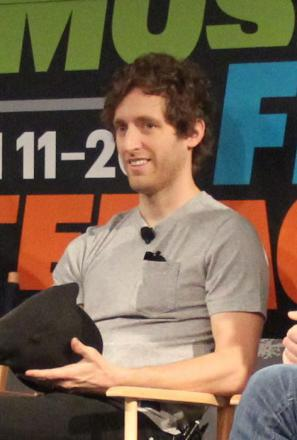 Picture of quotation author Thomas Middleditch