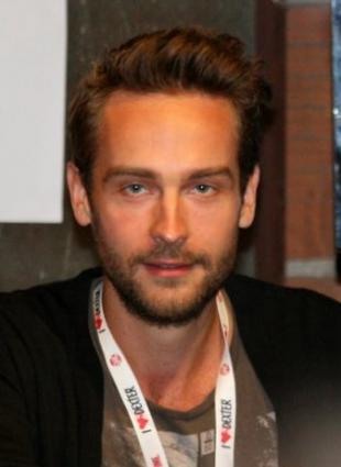 Picture of quotation author Tom Mison