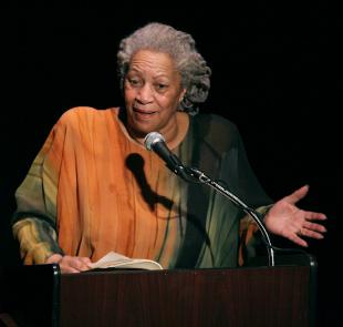 Picture of quotation author Toni Morrison