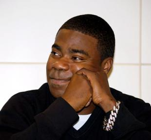 Picture of quotation author Tracy Morgan
