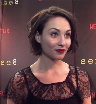 Picture of quotation author Tuppence Middleton
