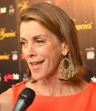 Picture of quotation author Wendie Malick