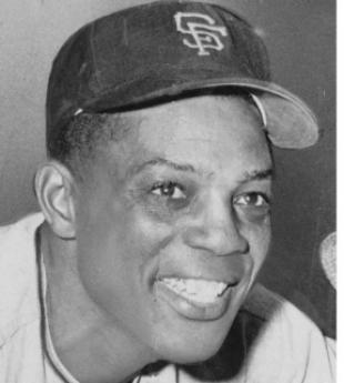 Picture of quotation author Willie Mays