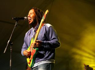 Picture of quotation author Ziggy Marley