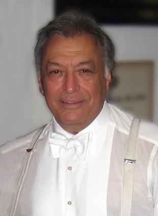 Picture of quotation author Zubin Mehta