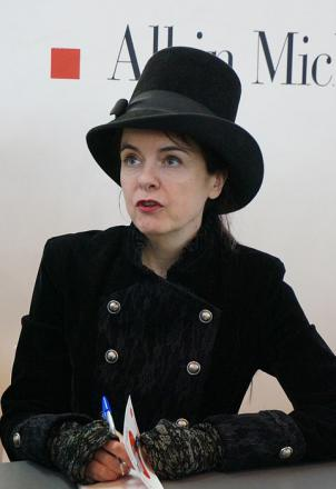 Picture of quotation author Amelie Nothomb