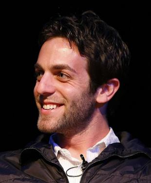 Picture of quotation author B. J. Novak