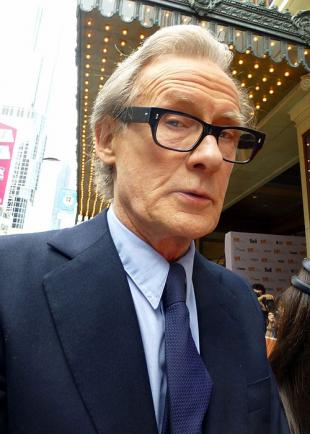 Picture of quotation author Bill Nighy