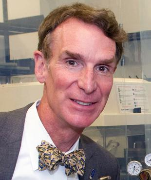 Picture of quotation author Bill Nye